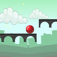 Bouncy Ball 2.0 - Tuffy Red Ball
